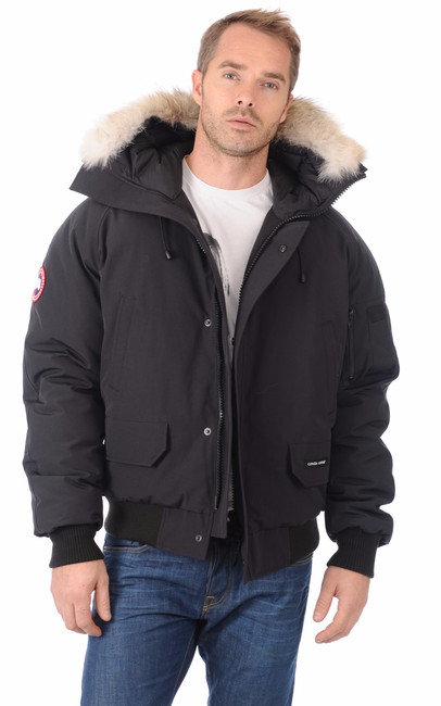 canada goose bomber homme